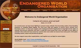 Endangered World Organisation